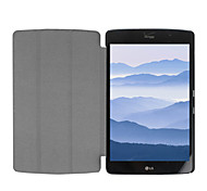 cheap -Shy Bear™ Leather Cover Stand Case for LG G Pad X 8.3 Tablet