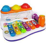 Музыкальные игрушки Игрушечные инструменты Игрушки Игрушки Пластик Куски Дети Подарок