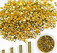 cheap -1pcs Rhinestones / Nail Jewelry / DIY Supplies Glitters / Crystal / Artistic Lovely Daily