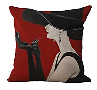 Retro Style  Pillowcase Home Decor Pillow Cover