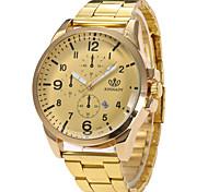 Women's Fashion Watch Wrist watch Unique Creative Watch Casual Watch Sport Watch Military Watch Quartz Calendar / date / day Stainless