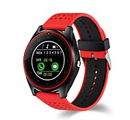 cheap -Smart Bracelet Touch Screen Water Resistant / Water Proof Calories Burned Pedometers Exercise Record Camera Distance Tracking Message