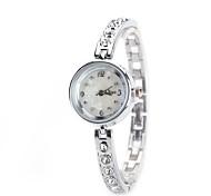 Недорогие -Жен. Нарядные часы Модные часы Наручные часы Китайский Кварцевый сплав Группа Винтаж С подвесками Повседневная Элегантные часы