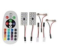 2шт t10 5050 лампа накаливания лампочка для лампочек с подсветкой для автомобилей с дистанционным управлением dc12v