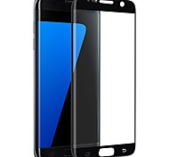 Недорогие -Защитная плёнка для экрана Samsung Galaxy для S7 edge Закаленное стекло 1 ед. Защитная пленка на всё устройство Защита от царапин