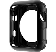cheap -For HOCO Apple Watch 3 iWatch Series 2 TPU Protective Case Plating Cover Shell Bumper Case Protector