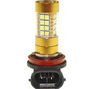 Недорогие -Sencart 1pcs h11 pgj19-2 проблесковая лампочка водить автомобиль указатель поворота лампа подсветки лампочки (белый / красный / синий /