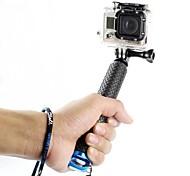 Недорогие -Telescopic Pole Держатель Складной Для Экшн камера Gopro 6 Все Xiaomi Camera На открытом воздухе 100% пищевой силикон