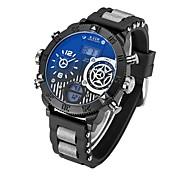 Men's Sport Watch Military Watch Fashion Watch Wrist watch Bracelet Watch Unique Creative Watch Casual Watch Digital Watch Japanese