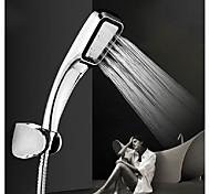 abordables -Moderno / Contemporáneo Ducha de mano Cromo Característica-Compacto , Alcachofa de la ducha