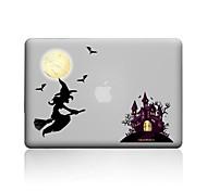 """Недорогие -MacBook Кейс для Прозрачный 3D в мультяшном стиле ПВХ Новый MacBook Pro 15"""" Новый MacBook Pro 13"""" MacBook Pro, 15 дюймов MacBook Air, 13"""