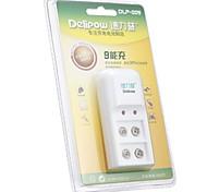 abordables -Dlp-009 cargador doble 9v solo doble solamente 50hz ac220v