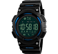 Недорогие -SKMEI Муж. Спортивные часы Армейские часы Смарт-часы Модные часы Наручные часы Уникальный творческий часы электронные часы Японский