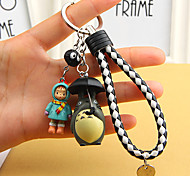 Bag / Phone / Keychain Charm Resin Crafts Cartoon Toy Phone Strap Resin Nylon metal