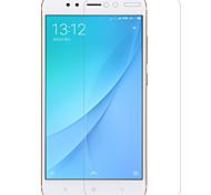 Недорогие -Защитная плёнка для экрана XIAOMI для Xiaomi Mi 5X PET 1 ед. Защитная пленка для экрана Против отпечатков пальцев Защита от царапин