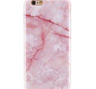 Para iPhone X iPhone 8 Carcasa Funda Diseños Cubierta Trasera Funda Mármol Suave TPU para Apple iPhone X iPhone 8 Plus iPhone 8 iPhone 7