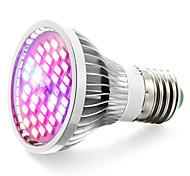 Недорогие -800-1200 lm E27 Растущие лампочки 40 светодиоды SMD 5730 Тёплый белый UV (лампа черного света) Синий Красный AC 85-265V