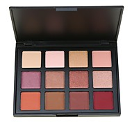 cheap -12 Color Shimmer Nature Glow Eyeshadow  Makeup Set Cosmetic Beauty Care Makeup for Face