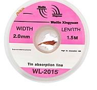 Недорогие -c - 2015 полоса поглощения олова / ширина линии 2,0 мм