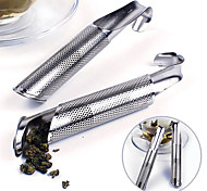 cheap -Stainless Steel Creative Kitchen Gadget / Tea Pipe 1pc Filter / Tea Strainer / Gift / Daily