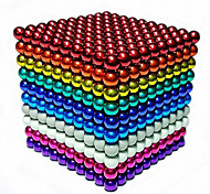 cheap -Magnet Toy Magnetic Balls 216pcs 5mm Neodymium Magnet High Quality DIY Ball Toy Kid's Adults' Gift