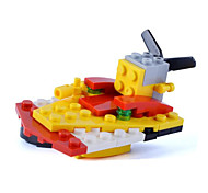 Building Blocks Toy Cars Race Car Toys Aircraft Pieces Not Specified Gift