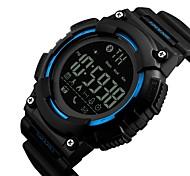 Skmei 1256 Men's Woman Smartwatch Step Card Calorie Remote Control Multi-Function Watch