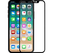 Tempered Glass Screen Protector for Apple iPhone X Full Body Screen Protector 9H Hardness 2.5D Curved edge Explosion Proof Scratch Proof