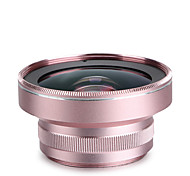 POWCHO WJB Mobile Phone Lens 0.45X Wide-Angle Lens 12X Macro Lens Aluminium Alloy Glass 52MM For Android Cellphone iPhone