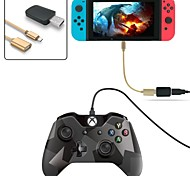 GNS-N100 Cable and Adapters for Nintendo Switch Wired #