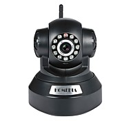 HOMEDIA® 720P WiFi IP Camera 1.0MP Wireless P2P Onvif PTZ TF Card Night Vision Mobile View