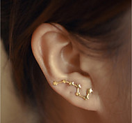 cheap -Women's Stud Earrings Drop Earrings Jewelry Fashion Classic Alloy Star Jewelry For Daily Casual