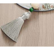 сумка / телефон / брелок charms кристалл / rhinestone стиль кисточка кристалл полиэстер