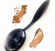 Недорогие -silisponge зубная щетка порошок кисть блендер силиконовый макияж косметическая кисть слойка для лица крем для лица