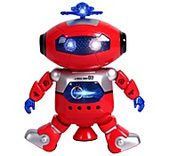 RC Robot LZ444-3 Kids' Electronics ABS Singing Dancing Walking Talking Remote Control Multi-function