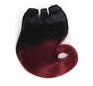 Ambra Brasiliano Ondulati Onda naturale Ondulato naturale 1 anno 4 tesse capelli 0.1 kg Onde