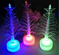 Недорогие -1cps изменение цвета привело дерево ночь лампа подарок новый год красочный Рождество