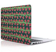 Недорогие -MacBook Кейс для MacBook Air, 13 дюймов MacBook Air, 11 дюймов MacBook Pro, 13 дюймов с дисплеем Retina Продукты питания Термопластик
