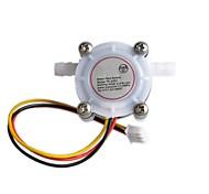 Недорогие -Расходомер датчика расхода воды vv-s401 pvc