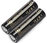 LiitoKala Lii - 32A 18650  Discharge Rechargeable Battery 2Pcs