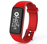 Недорогие -hhy new b y21 smart wristbands большой экран сенсорный сердечный ритм кровяное давление кислородный сон наблюдение спортивный шагомер