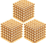 Magnet Toys Super Strong Rare-Earth Magnets Magnetic Balls Stress Relievers 3 Pieces 3mm Toys Stress and Anxiety Relief Office Desk Toys