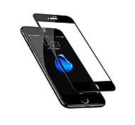 cheap -Screen Protector Apple for iPhone 8 Plus Tempered Glass 1 pc Front Screen Protector 3D Curved edge Anti-Fingerprint Scratch Proof High