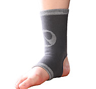 cheap -Ankle Brace Ankle Sleeve for Cycling Hiking Running Jogging Gym Unisex Cup Warmer Elastic Compression Fits left or right ankle Open heel