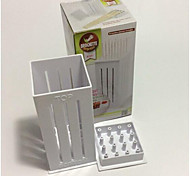 baratos -churrasco churrasqueira 16 furos espetáculos cortador de alimentos brochette churrasqueira kebab maker caixa kit ferramenta