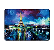 cheap -MacBook Case for City View Oil Painting Polycarbonate New MacBook Pro 15-inch New MacBook Pro 13-inch Macbook Pro 15-inch MacBook Air