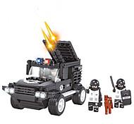 Конструкторы Военная техника Танк Игрушки Транспорт Армия Мода Мальчики 261 Куски