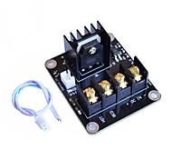 Недорогие -3d-принтер основная плата большая мощность горячая кровать модуль mos tube большая текущая нагрузка