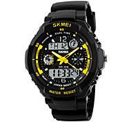 SKMEI -0931 Relógio Inteligente Impermeável Suspensão Longa Relogio Despertador Temporizador Multifunções Vestível Função de temporização