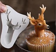 Moldes para pasteles Pastel 3D Navidad